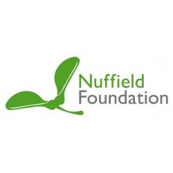 Nuffield Foundation Award