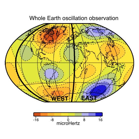 ERC News: The secrets of the Earth's deep interior