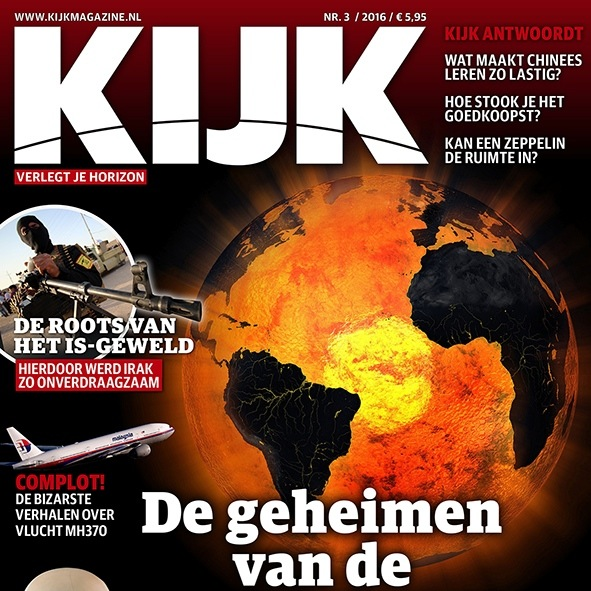 KIJK Magazine: de geheimen van de aardkern