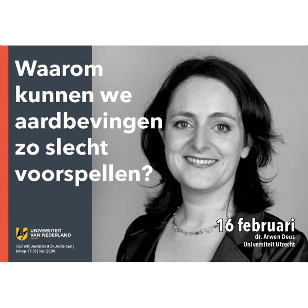 Universiteit van Nederland: De Aarde